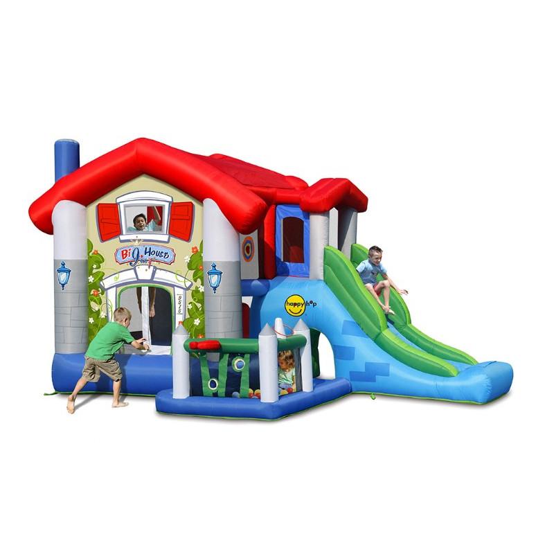 vendita mini gonfiabili per casa gonfiabile big house
