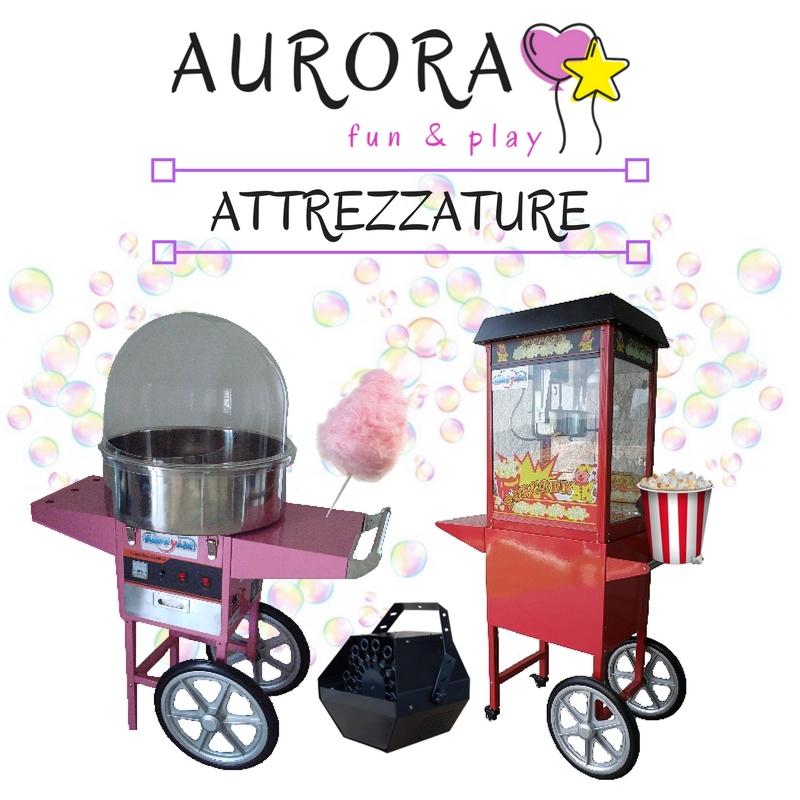 vendita online attrezzature per feste e macchine dolciarie