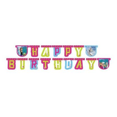 festone-frozen-buon-compleanno