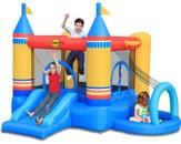 Vendita gonfiabili per bambini con palline modelllo Castello 4 in 1 di Happy Hop