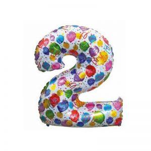 palloncino-numero-2-mylar-1mt-multicolor