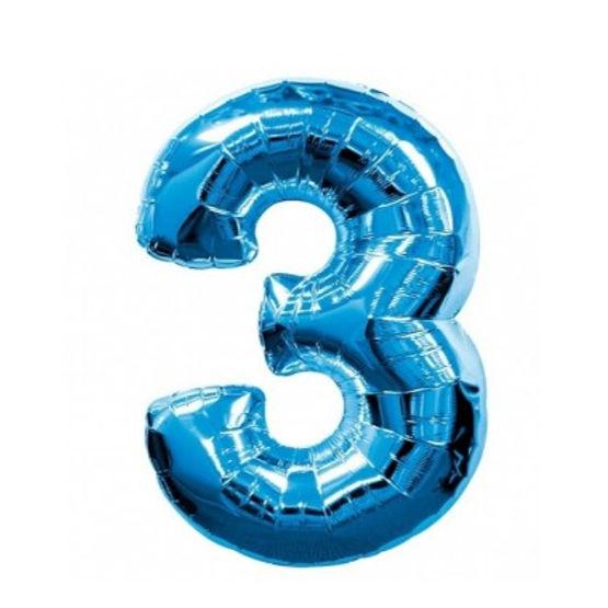 palloncino-numero-3-mylar-1mt-blu