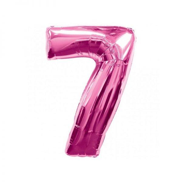 palloncino-numero-7-mylar-1mt-rosa