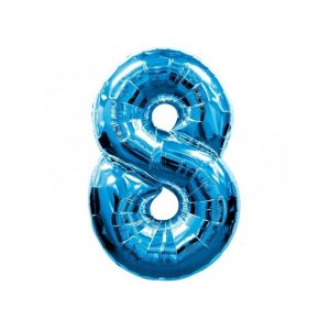 palloncino-numero-8-mylar-1mt-blu