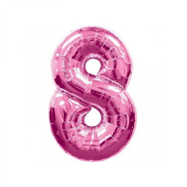 palloncino-numero-8-mylar-1mt-rosa