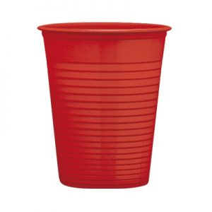 bicchieri-plastica-usa-e-getta-rosso