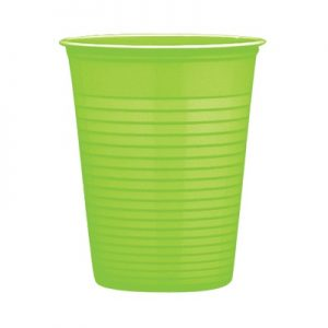 bicchieri-plastica-usa-e-getta-verde
