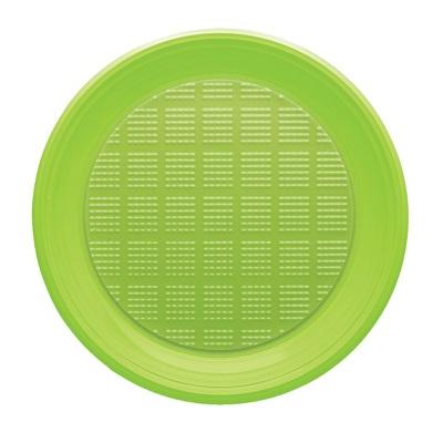 piatti-plastica-usa-e-getta-verde-diam-21