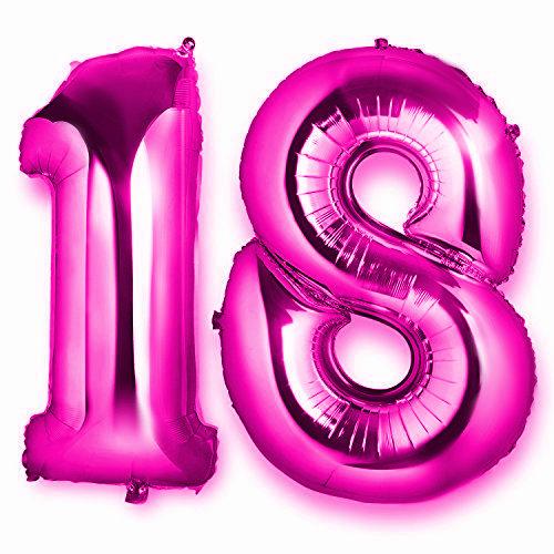 palloncini-numero-diciotto-anni-rosa-fucsia-1mt
