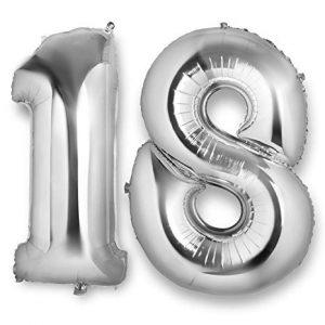 palloncini-numero-diciotto-argento-1mt