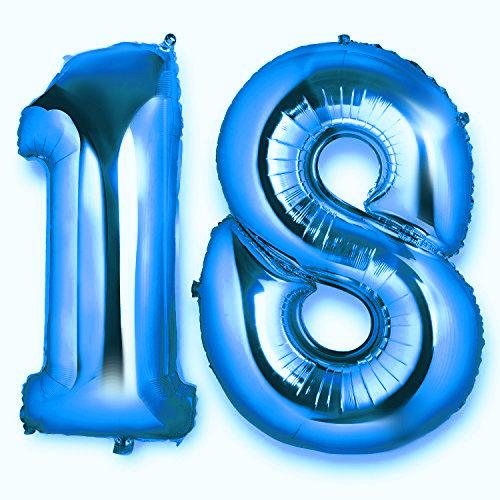palloncini-numero-diciotto-blu-1mt