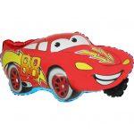 Grabo-red-car-macchina-da-corsa-rossa