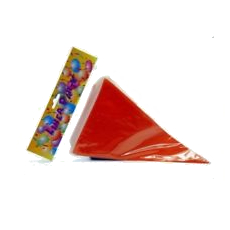 bandierine di plastica colorate triangolari per feste e compleanni