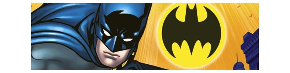 addobbi per compleanno e palloncini di Batman