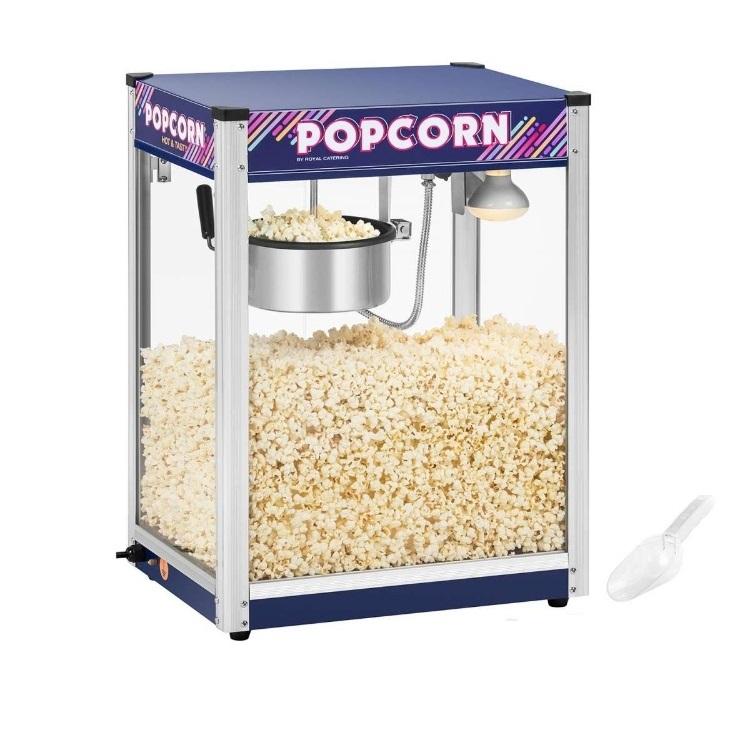 macchina del pop corn professionale a noleggio