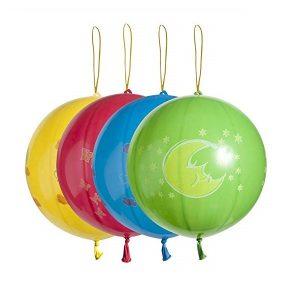 Palloncini con elastico punchball