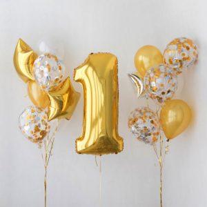 Palloncini 1° Compleanno