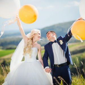 Palloncini Matrimonio